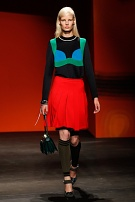 Milan fashion week: Prada весна-2014