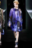 Milan fashion week: Giorgio Armani весна-2014